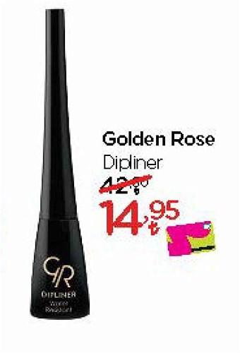 Golden Rose Dipliner image