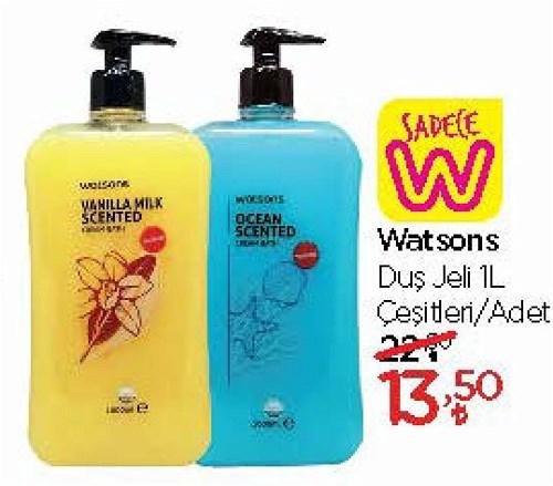 Watsons Duş Jeli 1 l Çeşitleri image