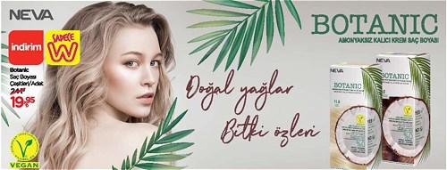 Botanic Saç Boyası Çeşitleri/Adet image