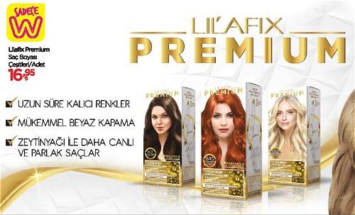 Lilafix Premium Saç Boyası Çeşitleri/Adet image