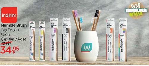 Humble Brush Diş Fırçası Çeşitleri/Adet image
