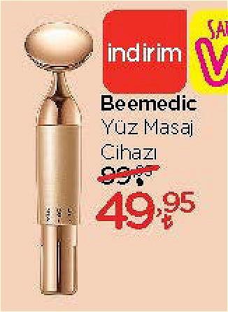 Beemedic Yüz Masaj Cihazı image