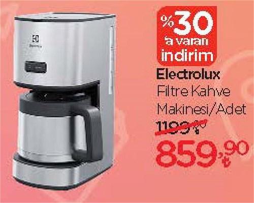 Electrolux Filtre Kahve Makinesi image