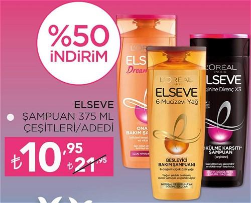 Elseve Şampuan 375 ml Çeşitleri image