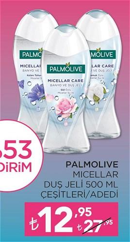 Palmolive Micellar Duş Jeli 500 ml Çeşitleri image