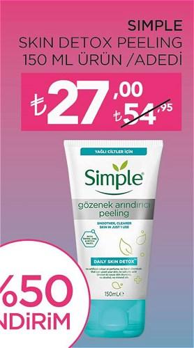 Simple Skin Detox Peeling 150 ml image