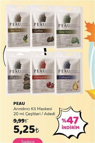 Peau Arındırıcı Kil Maskesi 20 ml Çeşitleri image