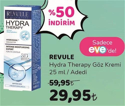 Revule Hydra Therapy Göz Kremi 25 ml image