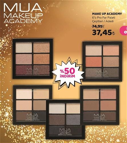 Make Up Academy 6'lı Pro Far Paleti Çeşitleri image
