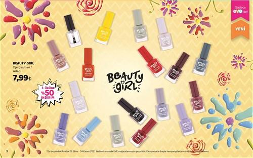 Beauty Girl Oje Çeşitleri/Adedi image