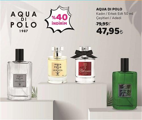 Aqua Di Polo Kadın/Erkek Edt 50 ml Çeşitleri image