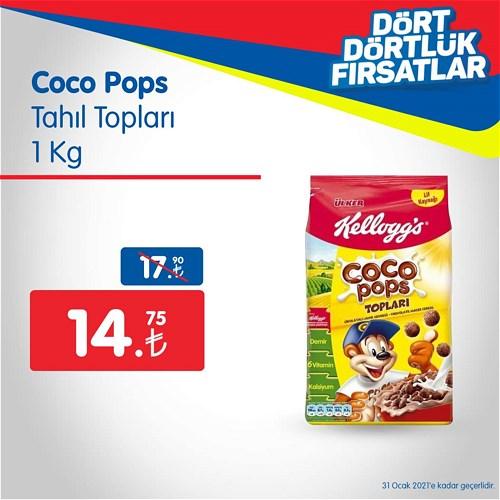 Coco Pops Tahıl Topları 1 kg image