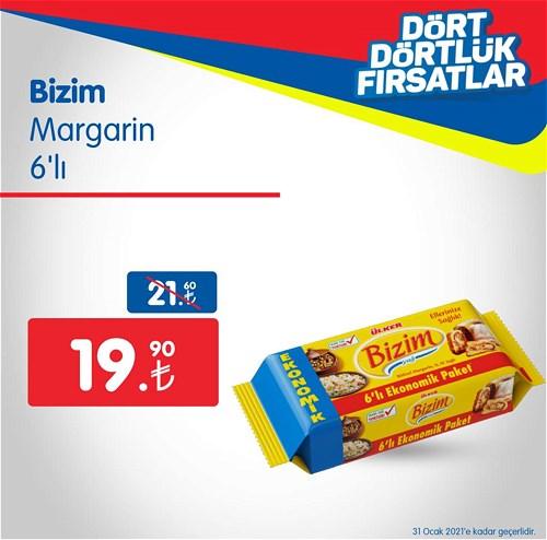 Bizim Margarin 6'lı image