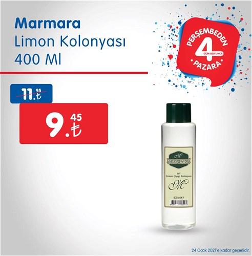 Marmara Limon Kolonyası 400 ml image