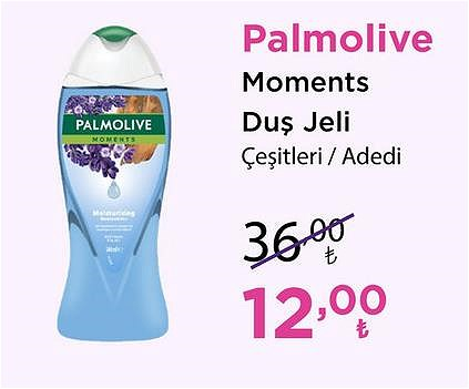 Palmolive Moments Duş Jeli Çeşitleri/Adet image