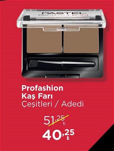 Pastel Profashion Kaş Farı Çeşitleri/Adet image