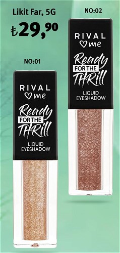 Rival Love Me Ready For The Thrill Likit Far 5G image