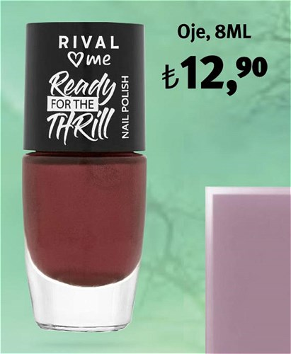 Rival Love Me Ready For The Thrill Oje 8Ml image