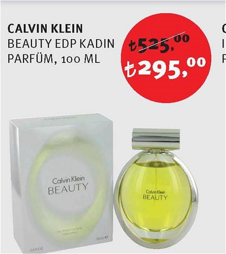 Calvin Klein Beauty Edp Kadın Parfüm 100 Ml image