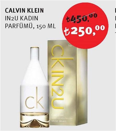 Calvin Klein In2u Kadın Parfümü 150 Ml image
