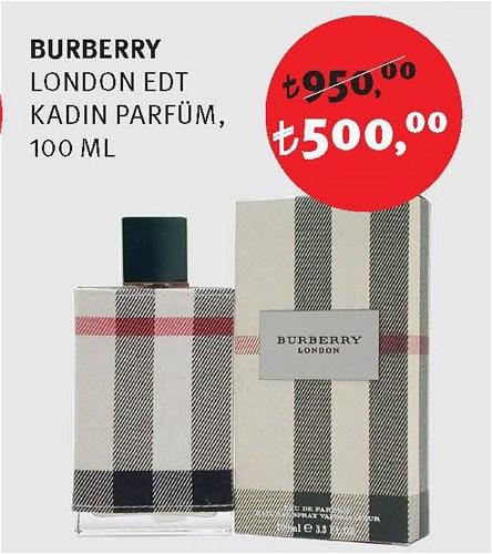 Burberry London Edt Kadın Parfüm 100 Ml image