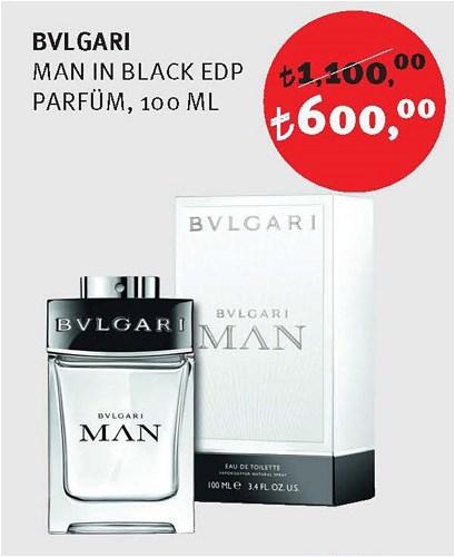 Bvlgari Man In Black Edp Parfüm 100 Ml image