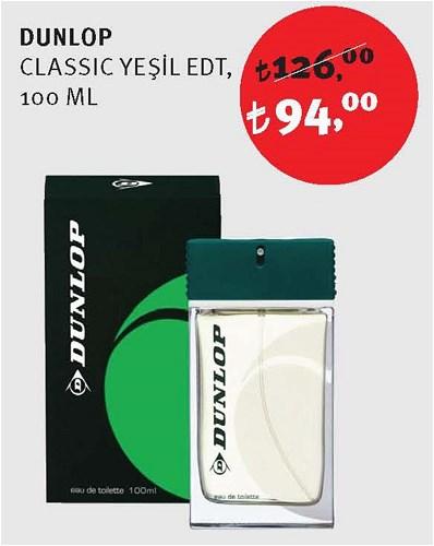 Dunlop Classic Yeşil Edt 100 Ml image