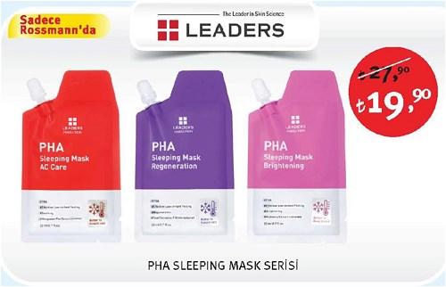 Leaders Pha Sleeping Mask Serisi image