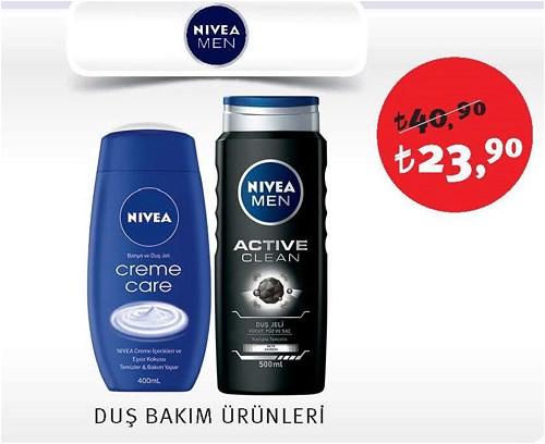 Nivea Duş Bakım Ürünleri image