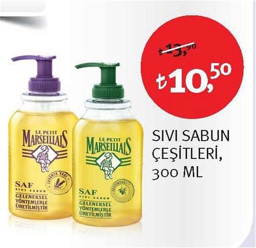 Le Petit Marseillais Sıvı Sabun Çeşitleri 300 Ml image