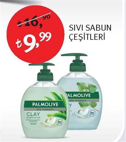 Palmolive Sıvı Sabun Çeşitleri image