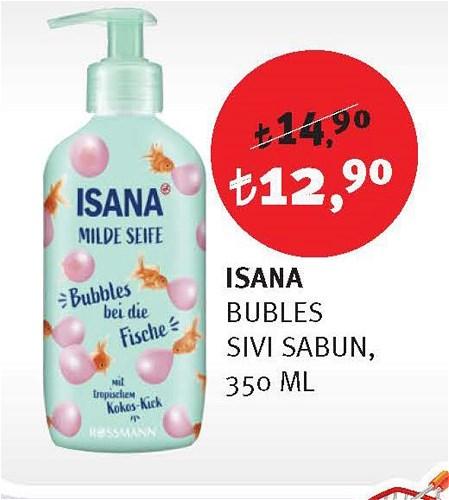 Isana Bubles Sıvı Sabun 350 Ml image