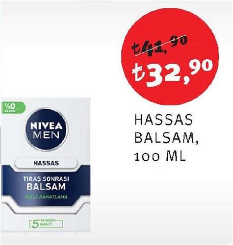 Nivea Men Hassas Balsam 100 Ml image