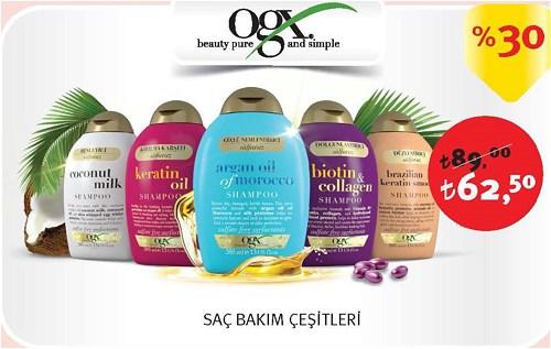 Ogx Saç Bakım Çeşitleri image