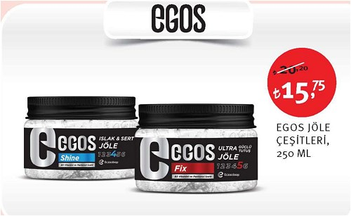 Egos Jöle Çeşitleri 250 Ml image