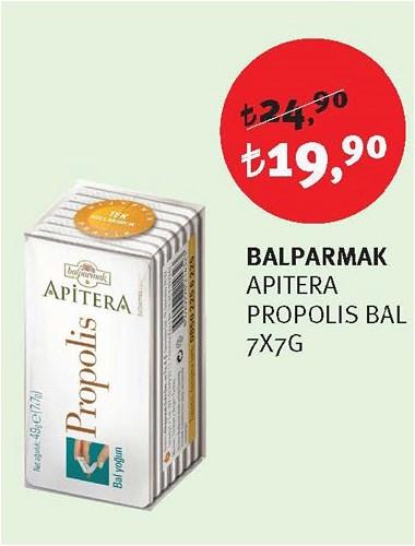 Balparmak Apitera Propolis Bal 7x7G image
