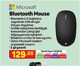 Microsoft Bluetooth Mouse image