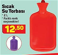 Sıcak Su Torbası 2 L image