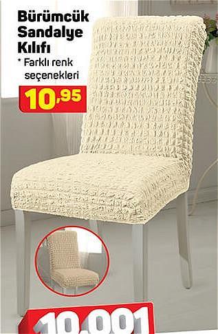 Bürümcük Sandalye Kılıfı image