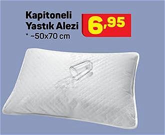 Kapitoneli Yastık Alezi 50x70 cm image
