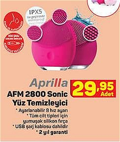 Aprilla AFM 2800 Sonic Yüz Temizleyici image