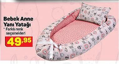 Bebek Anne Yanı Yatağı image