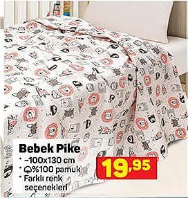 Bebek Pike 100x130 cm image