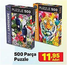 500 Parça Puzzle image