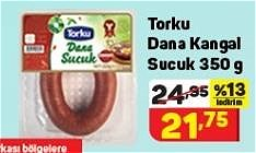 Torku Dana Kangal Sucuk 350 g image