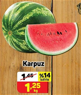 Karpuz kg image