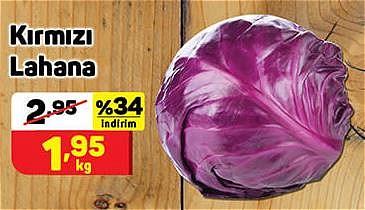 Kırmızı Lahana kg image