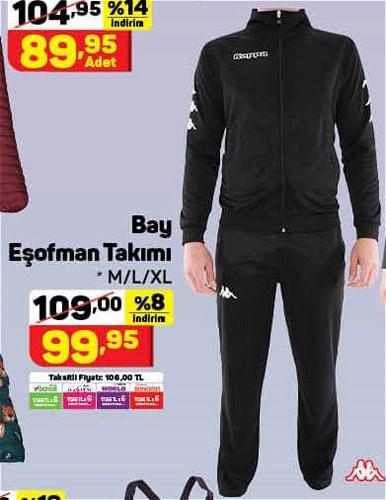 Bay Eşofman Takımı image