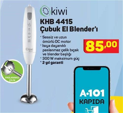 Kiwi KHB 4415 Çubuk El Blender'ı image