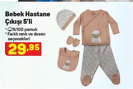 Bebek Hastane Çıkışı 5'li image
